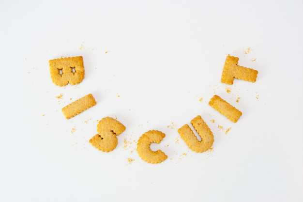 Word biscuit classer par cookies
