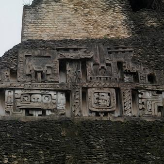 Xunantunich, ancien temple