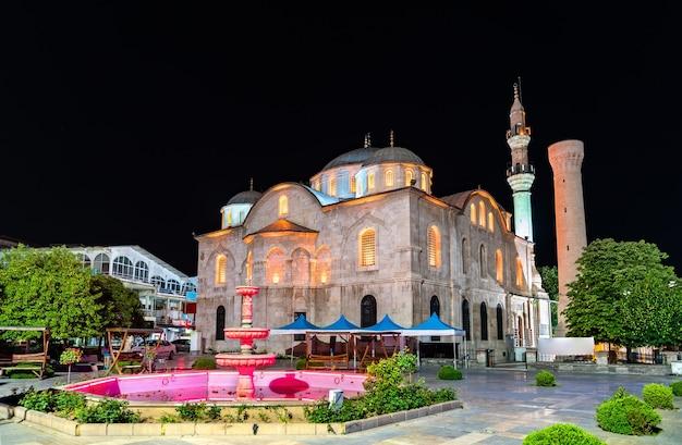 Yeni camii, une mosquée à malatya en anatolie orientale, turquie