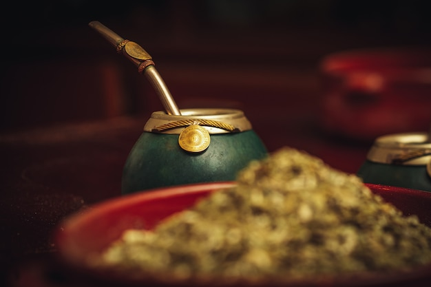 Yerba mate, le thé traditionnel d'argentine