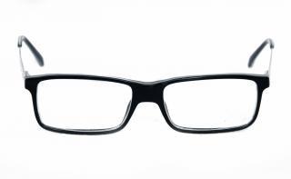 Yeux lunettes de forme