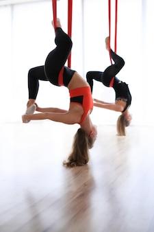Yoga antigravité