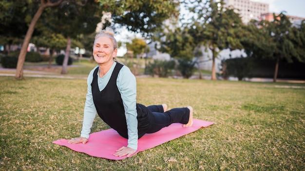 Yoga en plein air