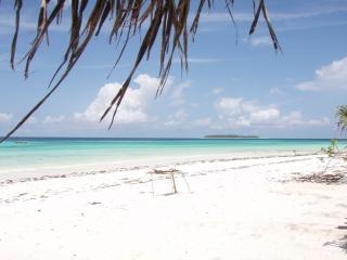 Zanzibar, la mer