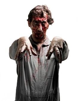 Zombie debout