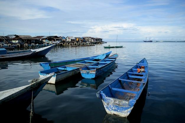 Zone du port maritime de sorong