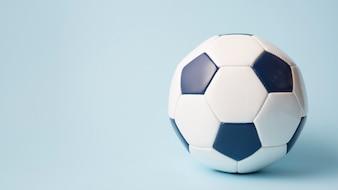 Belle composition sportive avec le football