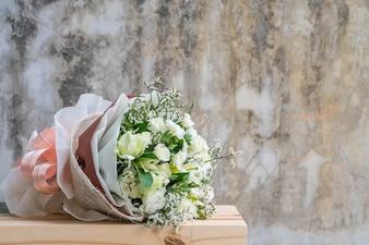 Bouquet fleur de rose