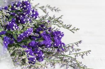 Bouquet fleur de statis
