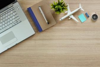 Bureau en bois de Business lieu de travail et d'affaires