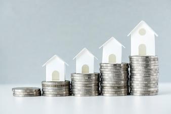 Coup de macro d'augmentation du concept de taux hypothécaire