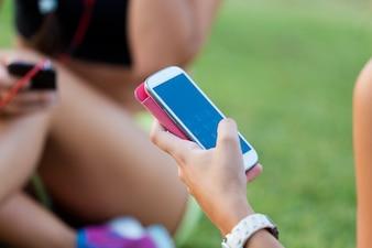 Porno maison sur les téléphones cellulaires