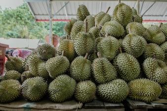 Durian en vente