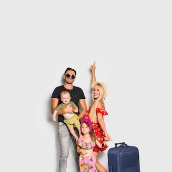 Famille itinérante