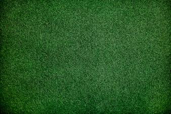 Fond de faux gazon vert