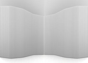 Fond de mur de barres verticales longues minces abstraites.