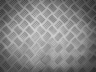 Fond de texture grungy de plaque de diamant en métal patiné