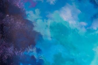 Fond multicolore abstrait mur coloré