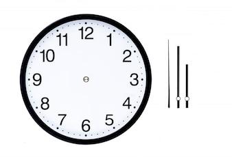Horloge sans aiguilles