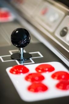 Joystick d'arcade