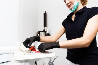 outils dentaires vecteurs et photos gratuites. Black Bedroom Furniture Sets. Home Design Ideas