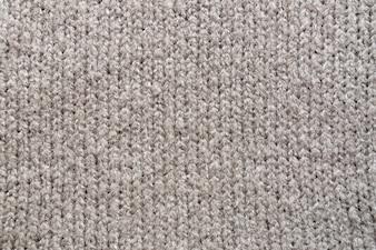 Plan complet d'un tissu tissé