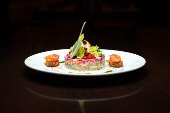 Salade russe - hareng sous manteau de fourrure