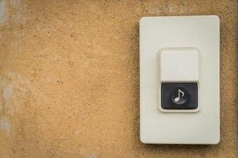 Sonnette vecteurs et photos gratuites - Sonnette mecanique de porte ...