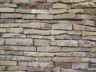 Texture de fond de mur en pierre, mur de pierre artificielle