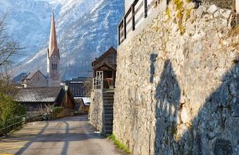 Tour de l'horloge de Hallstatt