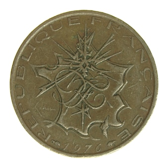 Moneta da 10 franchi, francia