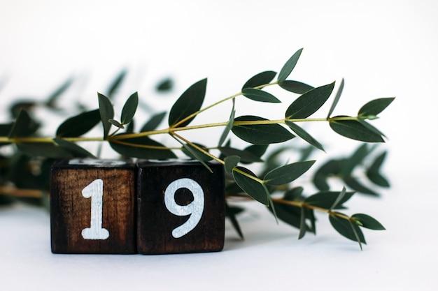 19 numero