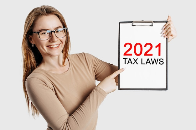 Leggi fiscali 2021
