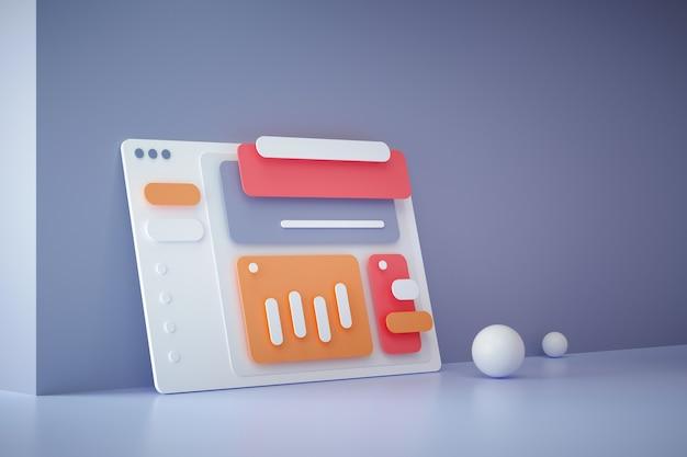 Sviluppo di applicazioni 3d e concetto di design ui-ux