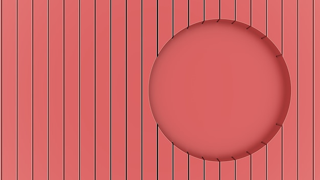 3d rendono astratto luminoso succoso sfondo sfondo studio luce illuminazione rossa