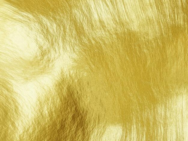 3d rendering sfondo oro astratto