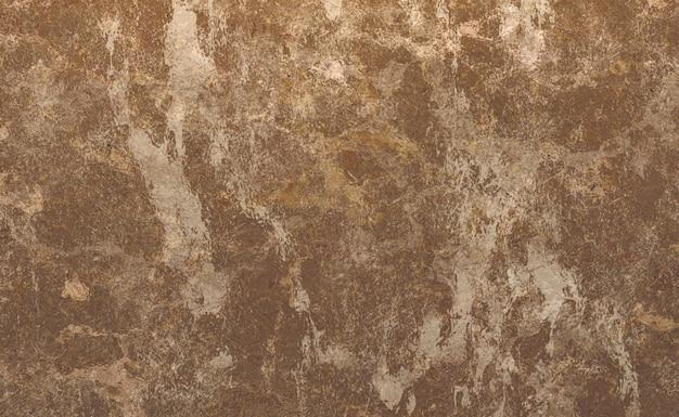 Rappresentazione 3d, fondo di marmo di lusso di struttura di brown, spazio vuoto della copia per la promozione