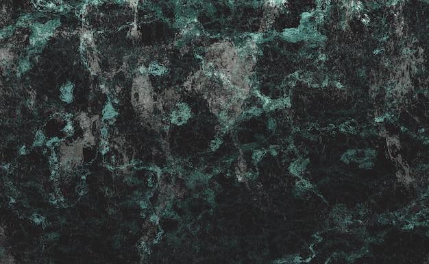 Rappresentazione 3d, fondo di marmo di lusso verde scuro di struttura, spazio vuoto della copia per la promozione