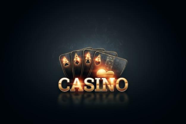 3d rendering gioco d'azzardo online