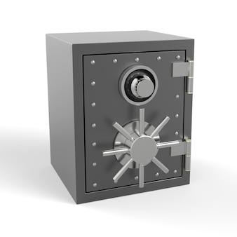 Cassetta di sicurezza 3d
