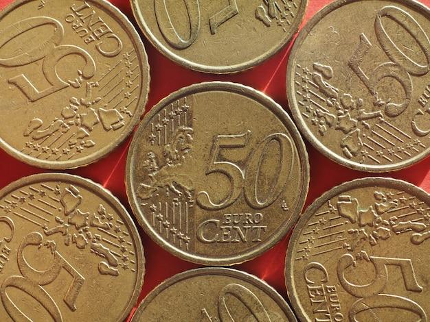 Moneta da 50 centesimi, unione europea