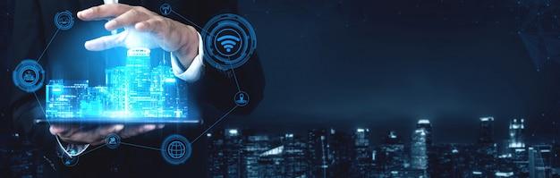 Composizione della tecnologia di comunicazione 5g