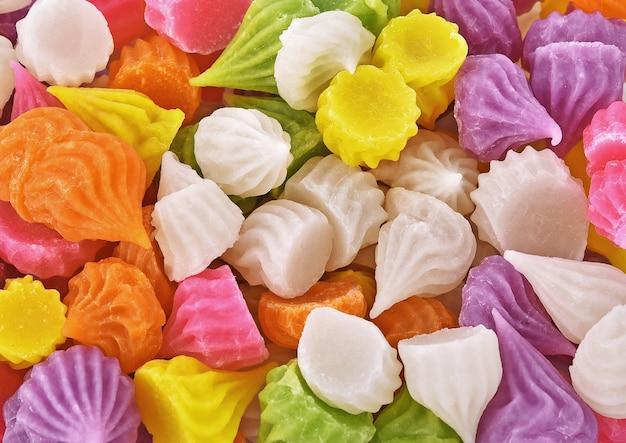 Sfondo di caramelle aalaw