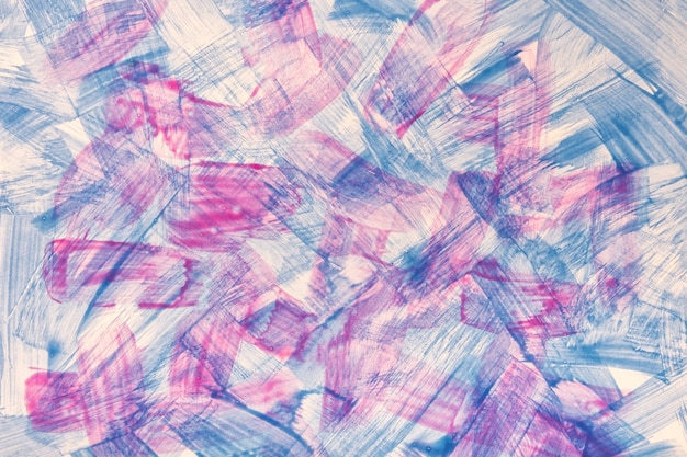 Sfondo di arte astratta colori blu e viola