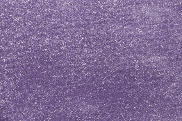 Colori viola e viola scuri del fondo di arte astratta. dipinto ad acquerello su tela con morbida sfumatura lavanda. frammento di opera d'arte su carta con motivo. sfondo texture.