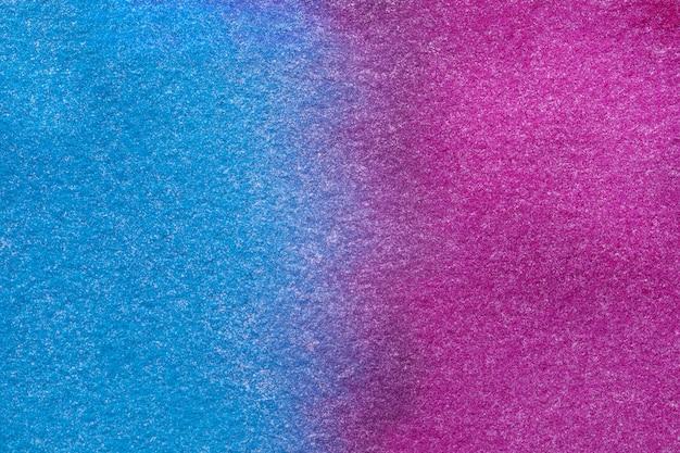 Colori viola e blu della priorità bassa di arte astratta