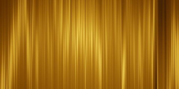 Sfondo di raggi d'oro di arte astratta.