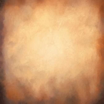 Fondo artistico astratto della pittura a olio con la struttura della tela