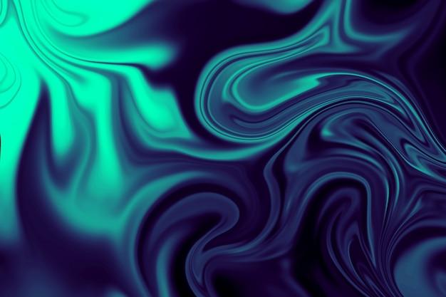 Sfondo astratto di fodera liquida colorata. struttura astratta di acrilico liquido.
