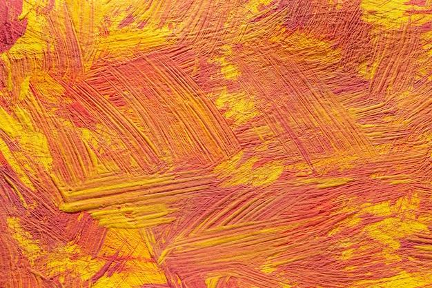 Sfondo astratto da vernici acriliche. sfondo concreto. Foto Premium